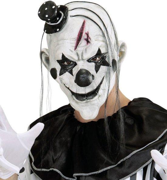 Mordarclown-mask, hatt Tillbehor