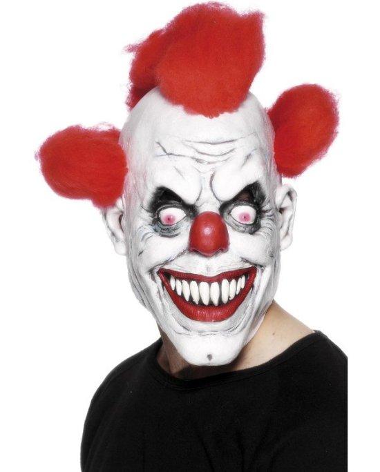 Laskig clown mask Tillbehor