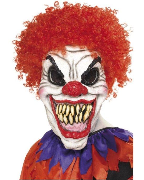 Kuslig Clown Mask Tillbehor
