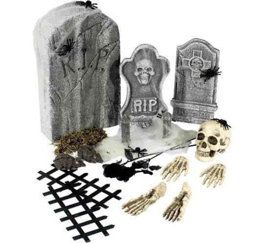 Halloweendekorationer Festartiklar