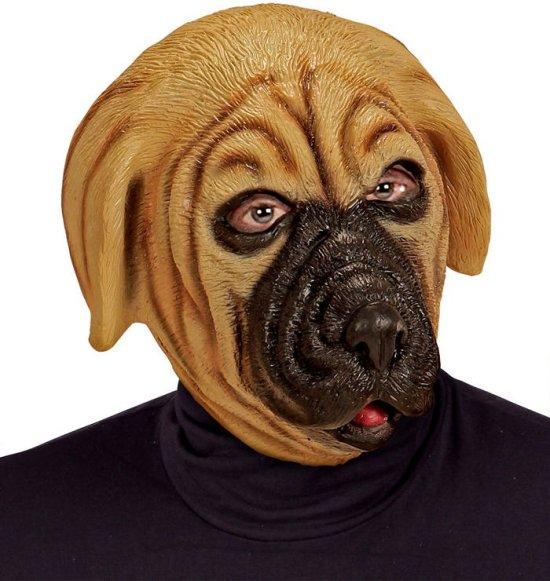 Bullmastiff mask Tillbehor