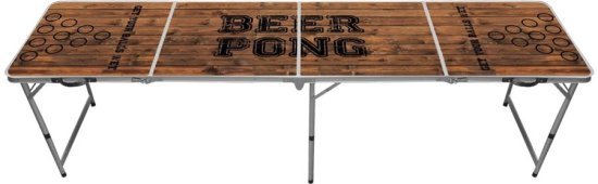 Beer Pong Bord: Old School gadgets