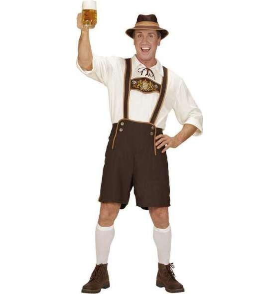 Bavarian-man Maskeraddrakter