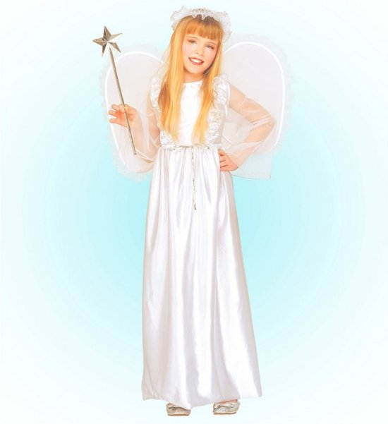 klänning med vingar 5-7 år