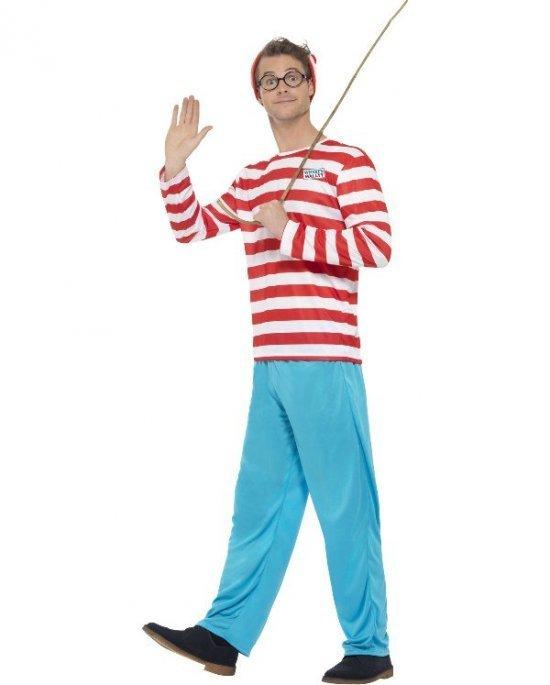 Hitta Waldo Maskeraddrakter