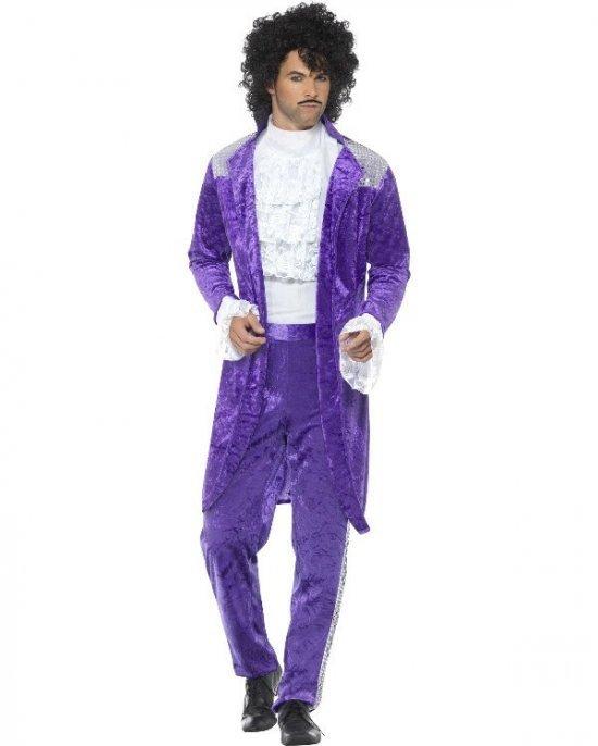 80-tals Pop Prins Maskeraddrakter
