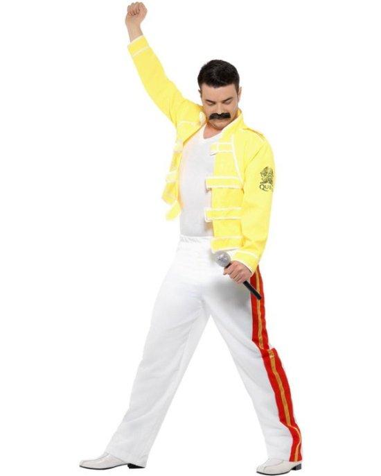 Queen: Freddie Mercury Maskeraddrakter