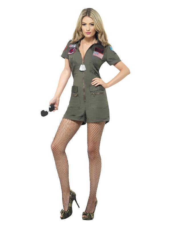jagerpilot kostume