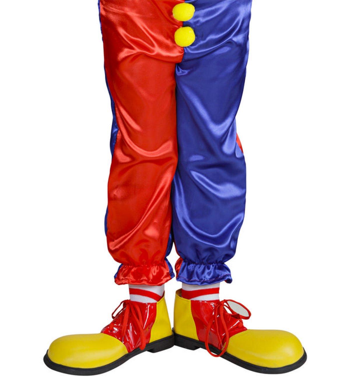Clownskor, barn