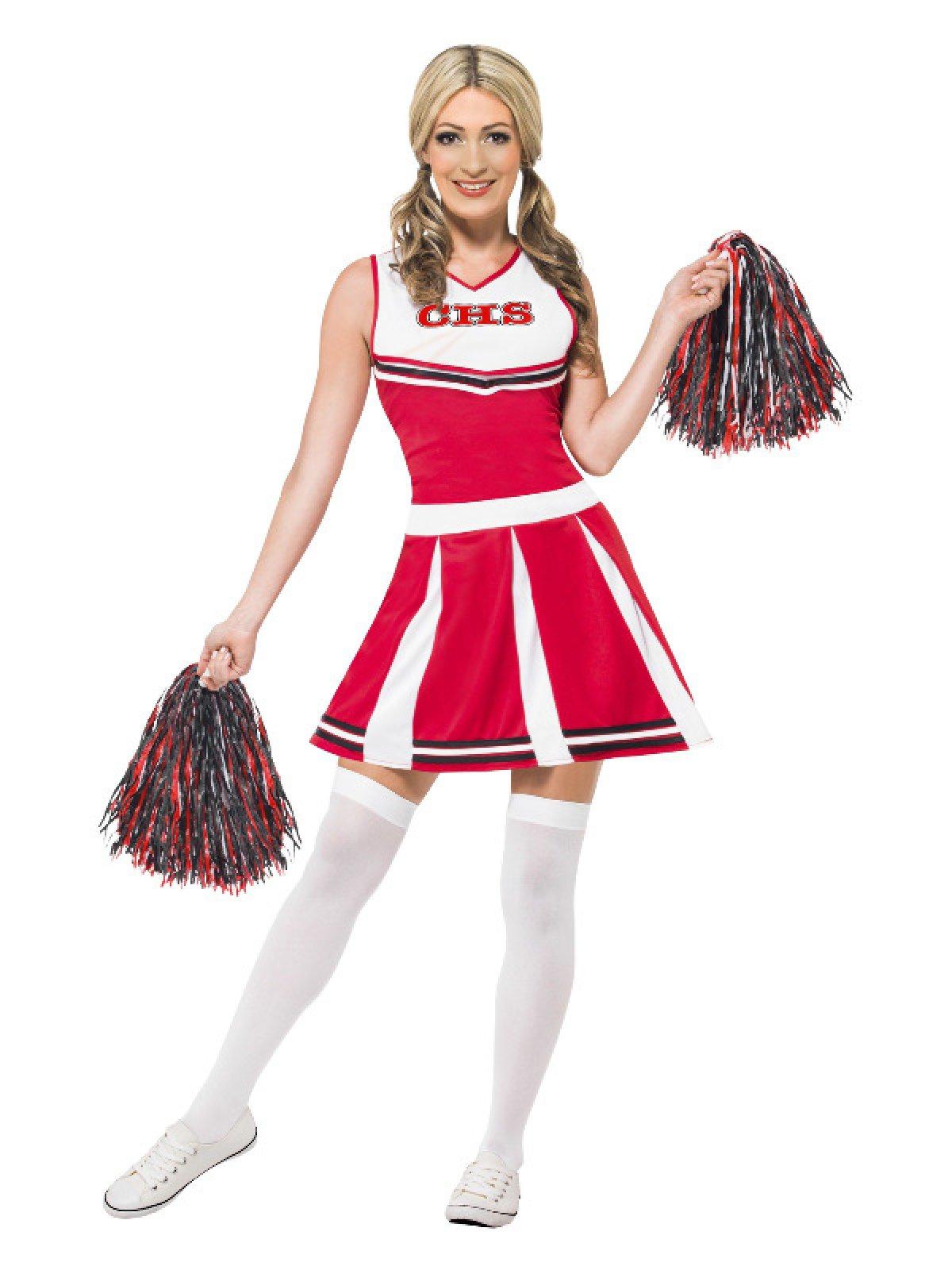 Cheerleader Maskerad
