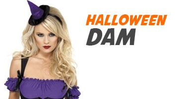 Halloweenkostymer för dam