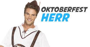 Oktoberfest klänning för herr